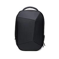 Рюкзак, Xiaomi, ZJB4127CN, Mi Geek Backpack, Прямоугольная, Полиэфирное волокно, 49x32x15 см, 1 передний, 1 главный, Чёрный