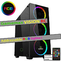 Gamemax Vision RC (RGB Addresable lights + Remote controller), фото 1