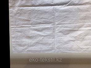 Наволочка с ушками 70*70 сатин-страйп, полоса 3*3, плотность 130 г/м, фото 2