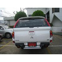 Металлический канопи (кунг) Sammitr SUV Plus, ТИП V4 для Mitsubishi L200 Short Bed