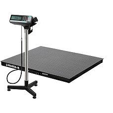 Весы платформенные с печатью этикеток 4D-PM-1_RP, фото 2