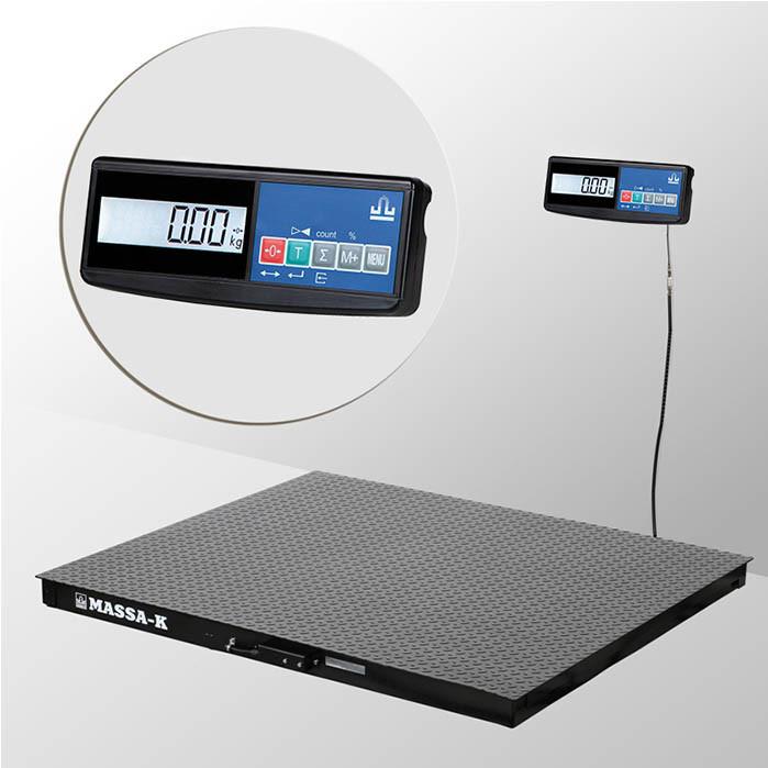 Весы платформенные 4D-PM-2_A