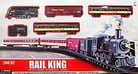 Железная дорога RAIL KING (78 см * 156 см)