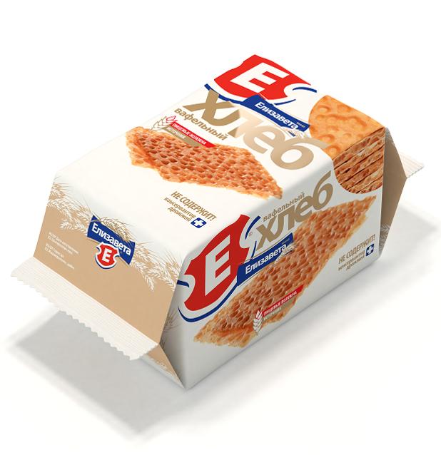 Хлебцы хрустящие «Вафельный хлеб «Елизавета»