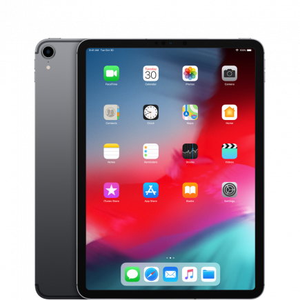 "IPad Pro 12.9"" (2018) 512Gb Wi-Fi + Сellular Space Gray"