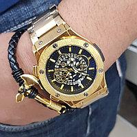 Дерзкие мужские наборы Часы и браслет, фото 1