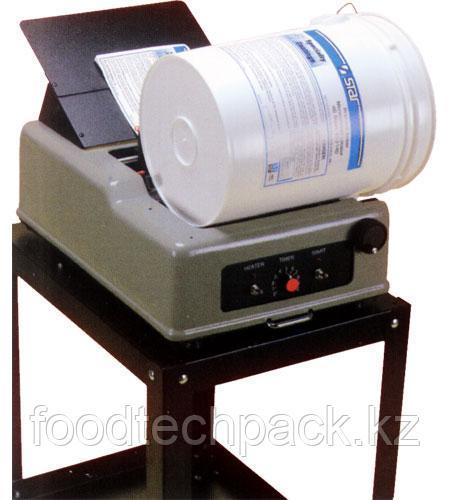 Полуавтоматическая машина для наклеивания бумажных  этикеток на круглые упаковки ADVENT-200