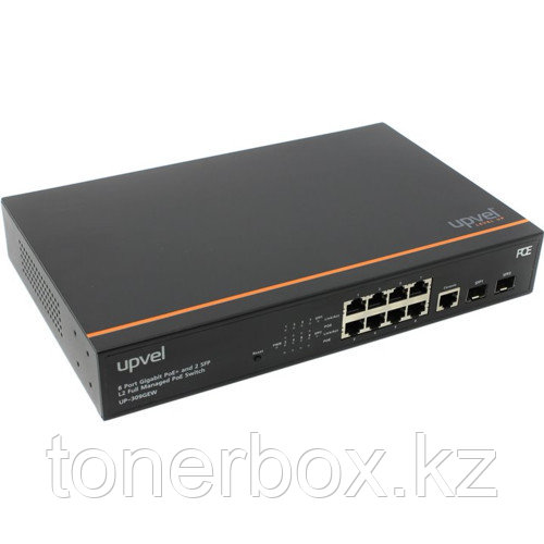 Коммутатор UPVEL UP-309GEW (10/100/1000 Mbit, 2 SFP порта)