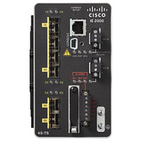 Коммутатор Cisco IE-2000-8TC-B (10/100 Mbit, 2 SFP порта)