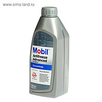 Антифриз Mobil Antifreeze Advanced, 1 л