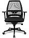 Кресло 4U R 3D Net Black, фото 4