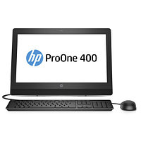 "Моноблок HP ProOne 400 G3 (20 "", Core i3, 7100T, 3.4 ГГц, 4 Гб, HDD, 1 Тб, Без SSD)"
