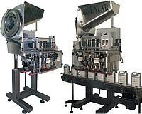 Высокопроизводительное универсальное автоматическое укупорочное оборудование для закручивания крышек, фото 1
