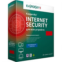 Антивирус Kaspersky Internet Security 2015 Box 5-Desktop Base (Первичная лицензия)