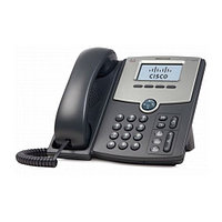 IP Телефон Cisco SPA512G 1-Line IP Phone