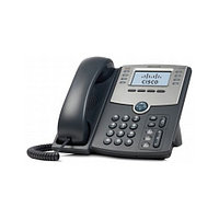 IP Телефон Cisco 8 Line IP Phone With Display, PoE and PC Port