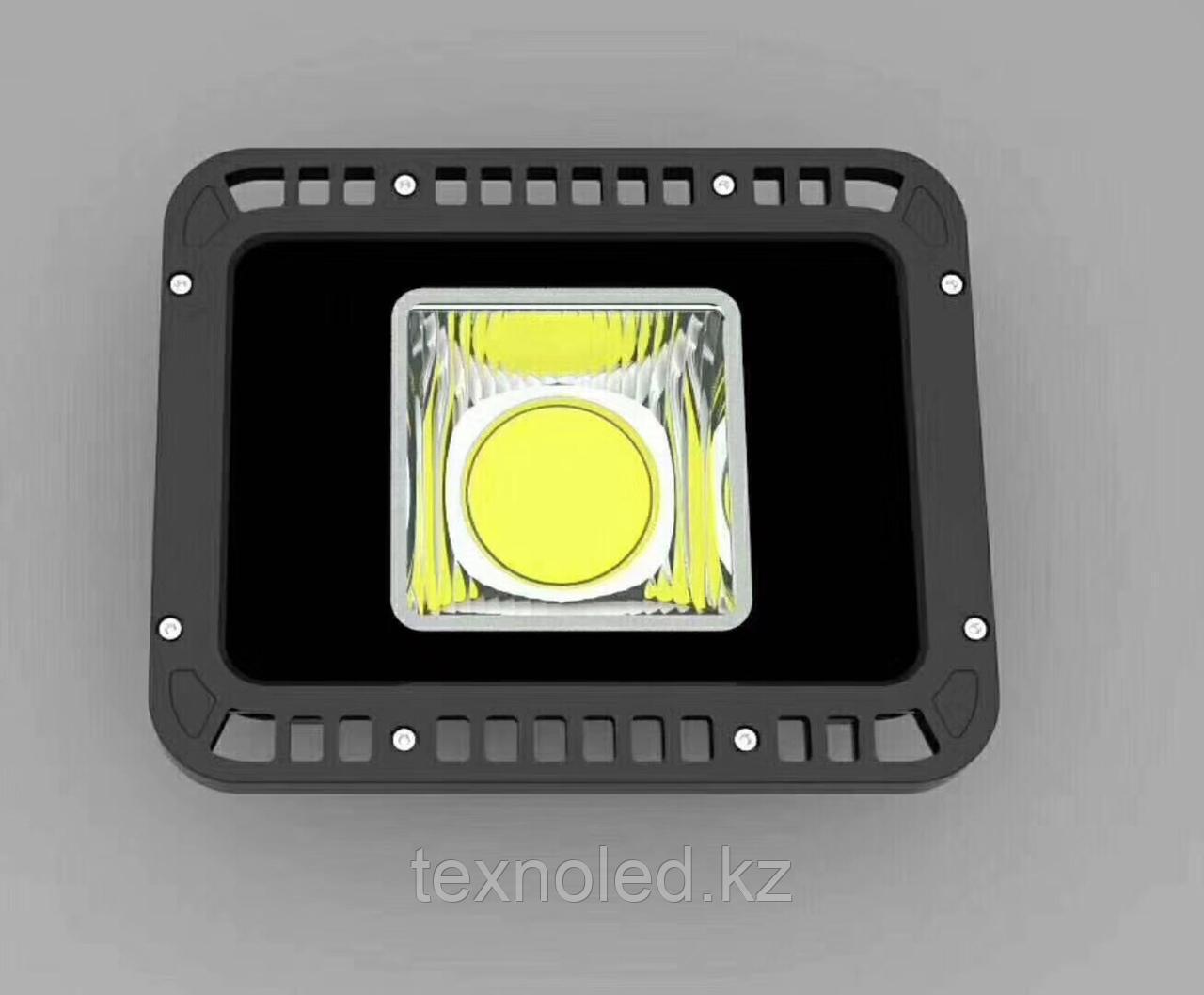 Светодиодный прожектор LED COB 50w