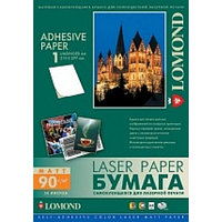 Самокл.A4/50л/недел.мат.85 г/м2,Self-Adhesive Color Laser Matt Paper Label,LOMOND L2600005