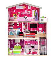 Кукольный дом с мебелью (115 см) EF4118 (Edufun, Великобритания)