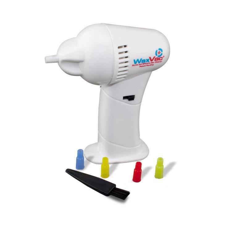 Аппарат для вакуумной чистки ушей Wax Vacuum
