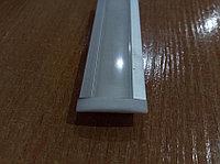 Алюминиевый профиль для Led 17*6 встраиваемый