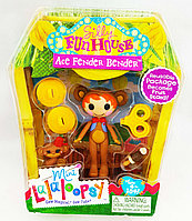 Питомец Lalaloopsy mini Silly Fun House Ace Fender Bender