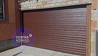 ворота теплые гаражные, фото 1