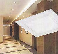 Светодиодный спот 9 W  квадрат, белый