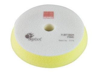 Поролоновый полировальный круг 150/180 мм желтый