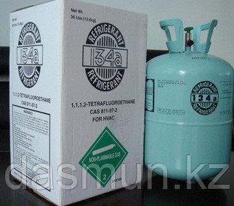 Фреон GAS R 134A ( 13,6 кг.)