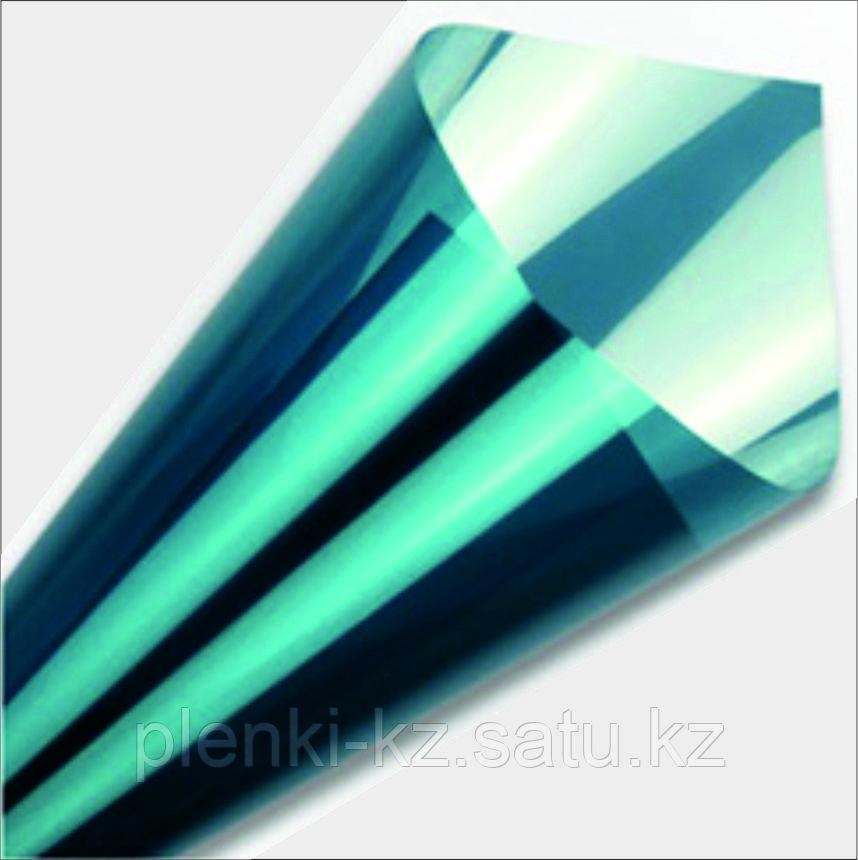 Тонирующая солнцезащитная пленка серебро/синий-K 15%