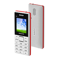 Maxvi c9 white-red