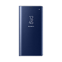 Чехол samsung clear view standing cover для galaxy note 8 (ef-zn950cnegru), цвет тёмно-синий