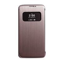 Case quickcover view lg g5/h845, pink
