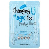 TONY MOLY Пиллинг для ног CHANGING U MAGIC 17ml