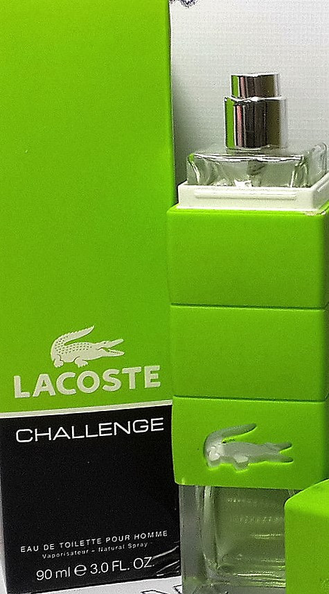 Lacoste Challenge ( 90 мг ) 3 000 Тг.