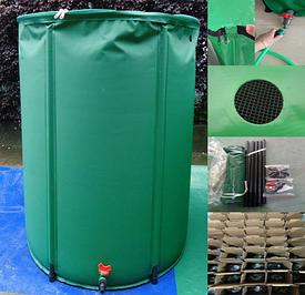 Флекситанки TB-B для дождевой воды, капельного орошения в саду, растительного питательного раствора