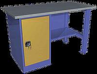 Металлический стол для мастерской, фото 1