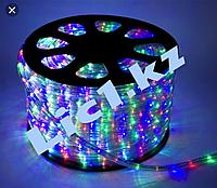 Дюралайт led, светодиодная лента, праздничное освещение гирлянда DR1RGB 100 метров