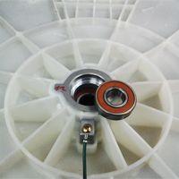 Замена подшипника барабана в стиральной машине