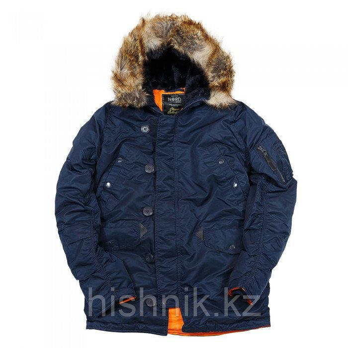 Куртка Аляска N3B HUSKY II REP.BLUEORANGE