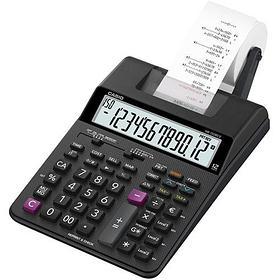Калькулятор с печатью 12 разрядов, лента 57мм, печать 2 цвета, Casio HR-150RCE