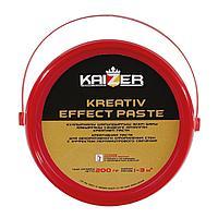 Креативная паста цветная - Kreativ Effect Paste Gold 200гр.