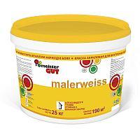 Краска водно-дисперсионная - Malerweiss