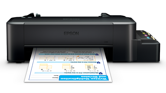 Принтер Epson L120 - Ruba Technology в Алматы