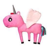 САГОСКАТТ Мягкая игрушка, розовый единорог