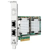 Интернет карта HP Enterprise Ethernet 10Gb 2-port 530T Adapter (656596-B21)