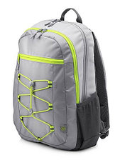 Рюкзак HP Europe Active Backpack (Grey/Neon Yellow) (1LU23AA#ABB)