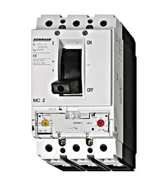 Автоматический выключатель, 3 полюса, 250А