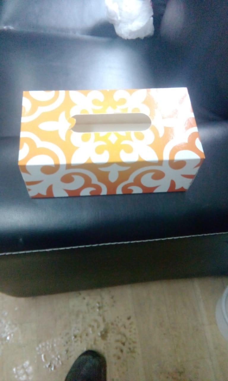Салфетки в коробке 250 шт.
